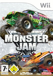 Monster Jam (Nintendo Wii, 2008)