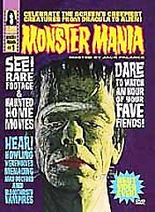 Monster Mania (DVD, 2001)