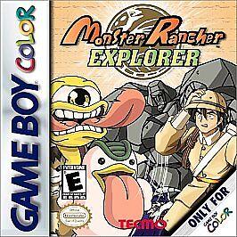 Monster Rancher Explorer (Nintendo Game