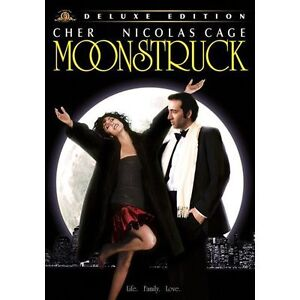 Moonstruck (DVD, 2009, Deluxe Edition w/...