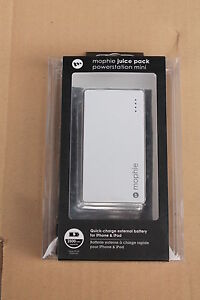 Mophie-Juice-Pack-Powerstation-mini-weiss-externer-Akku-2500-mAh-Batterie