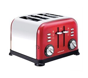 Morphy Richards 44732 4-Slice Toaster