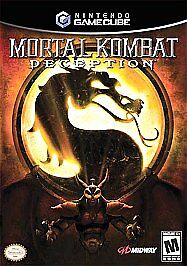 Mortal Kombat: Deception  (Nintendo Game...