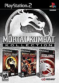 Mortal Kombat Kollection  (Sony PlayStat...