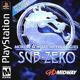 Mortal Kombat Mythologies: Sub-Zero  (So...