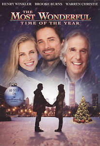 The Most Wonderful Time of the Year (DVD...