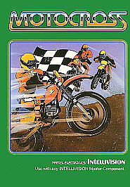 Motocross  (Intellivision, 1983)