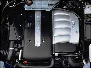 Mercedes E270 Cdi Engine Problems