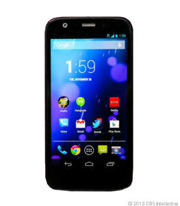 Motorola MOTO G - 8 GB - Black (Unlocked...