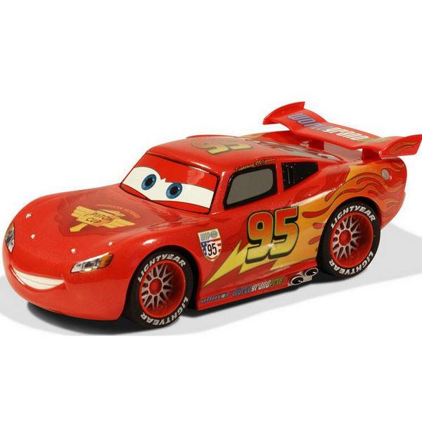Movie Disney Pixar Cars Red Macqueen 95 DINOCO Diecast Car