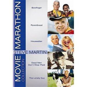 Movie Marathon Collection: Steve Martin ...