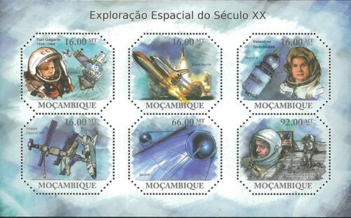 Mozambique 2011 Stamp, MOZ11324A Space Explorations of XX Century, Satellite in Stamps, Africa, Other | eBay