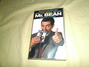 Mr. Bean - VHS - Video - the best of Mr. Bean - zum Ablachen - Waakirchen, Deutschland - Mr. Bean - VHS - Video - the best of Mr. Bean - zum Ablachen - Waakirchen, Deutschland