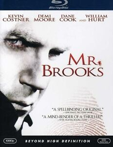 Mr. Brooks (Blu-ray Disc, 2007)