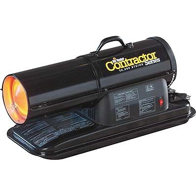 Mr. Heater Portable Kerosene Heater 50,000 BTU 1200 Sq. ft Heating Cap