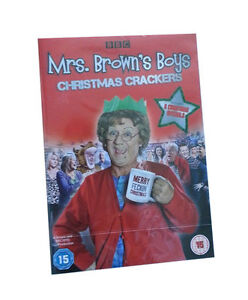 Mrs Brown's Boys Christmas Crackers (DVD...