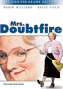 Mrs. Doubtfire (DVD, 2009, 2-Disc Set, B...