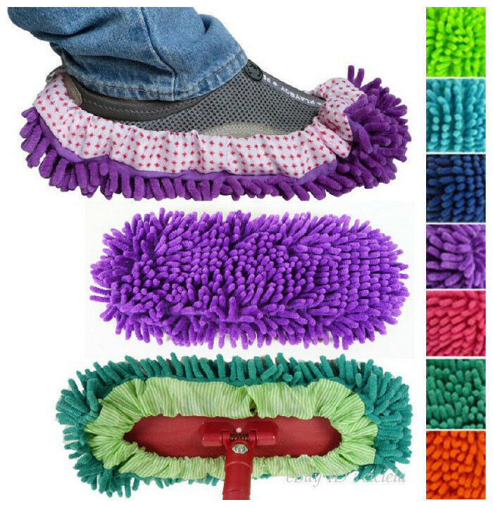 how to clean a dust mop