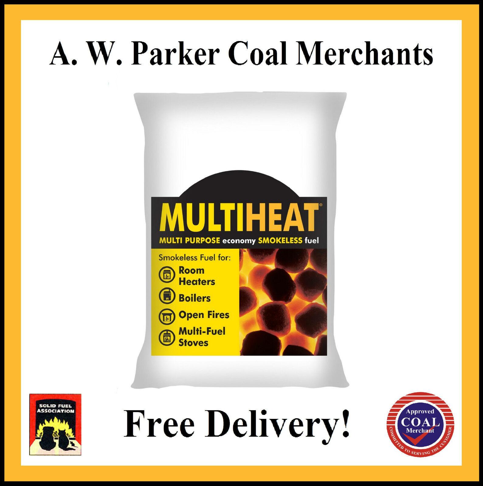Multiheat Smokeless 1 Tonne