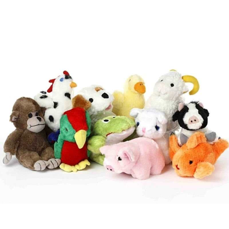 Multipet Look Who's Talking Dog Toy with REAL ANIMAL Sound ...