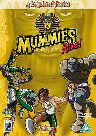 Mummies Alive! - Vol. 1 (DVD 2004)
