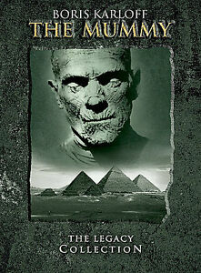 The Mummy: The Legacy Collection (DVD, 2...