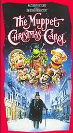 Muppet Christmas Carol Vhs.The Muppet Christmas Carol Vhs On Popscreen