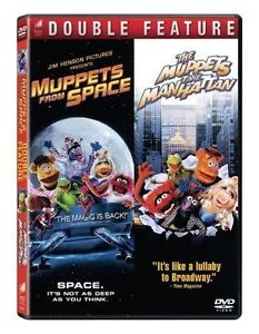 Muppets from Space/Muppets Take Manhatta...