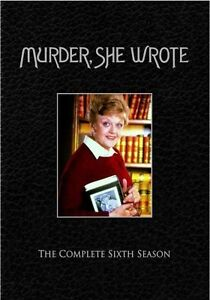 Murder She Wrote - The Complete Sixth Se...