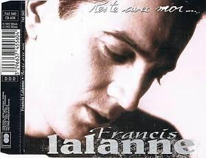 Musik-Maxi-CD-Francis-Lalanne-Resteavee-moi