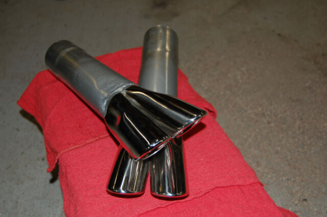"""68 Mustang For Sale >> 1967 - 1969 Quad exhaust tips 2 1/2"""" - Vintage Mustang Forums"""