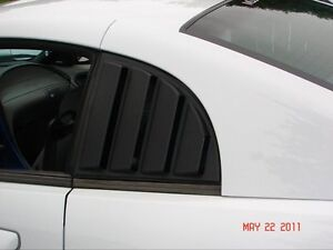 39 01 bullitt 39 03 04 mache 1 c pillars forums at modded for 2000 mustang rear window louvers