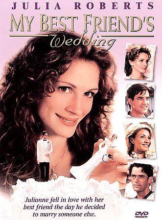 My Best Friends Wedding DVD, 1997