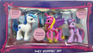 My-Little-Pony-Friendship-is-magic-pony-wedding-set-2-5-inch-Princess-Cadance
