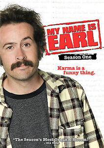 My Name is Earl - Season 1 (DVD, 2006, 4...