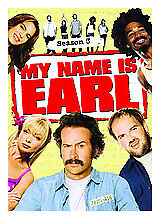 My Name is Earl - Season 3 (DVD, 2008, 4...