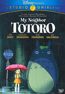 My Neighbor Totoro (DVD, 2010, 2-Disc Se...