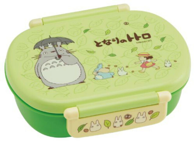 MY Neighbor Totoro Lunch Food Container Bento BOX 360ml ...
