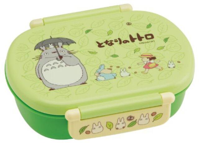 MY Neighbor Totoro Lunch Food Container Bento BOX 360ml ...