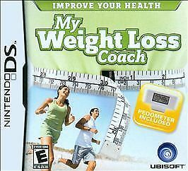 My Weight Loss Coach  (Nintendo DS, 2008...