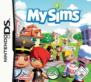 MySims (Nintendo DS, 2007) 5030932057051 | eBay