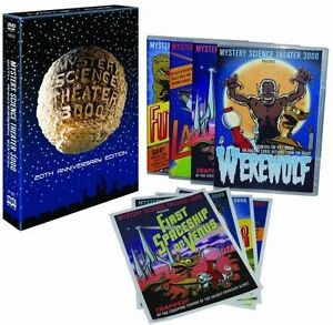 Mystery Science Theatre 3000 (DVD, 2008,...