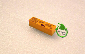 NAIS-DS4E-S-DC5V-C-H294-Print-Relais-Relay-5V-4-Wechsler-Made-in-Japan