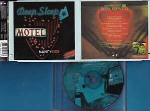 NANCY BOY Deep Sleep Motel 4tr-CD EKR224CD 3x previously unreleased tracks donov - <span itemprop='availableAtOrFrom'>Soest, Deutschland</span> - NANCY BOY Deep Sleep Motel 4tr-CD EKR224CD 3x previously unreleased tracks donov - Soest, Deutschland