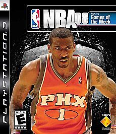 NBA 08 Featuring Games of the Week  (Son...