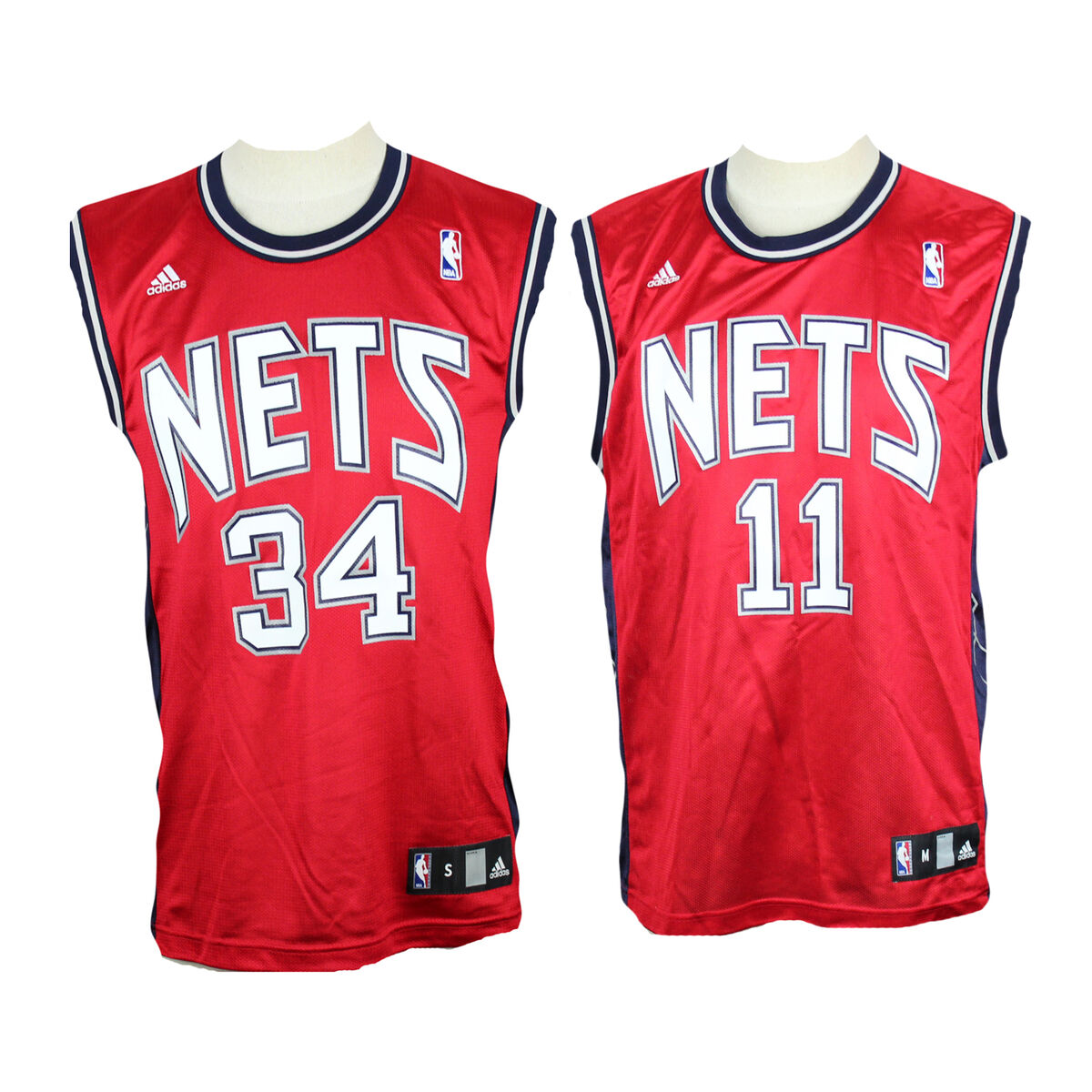NBA New Jersey Nets Adidas Replica Basketball Jerseys Harris 34 Lopez f10e58809