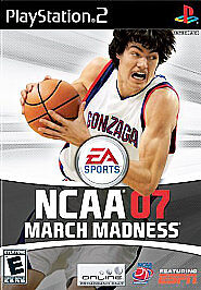 NCAA March Madness 07  (Sony PlayStation...