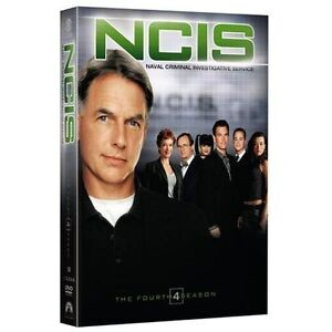 NCIS - The Complete Fourth Season (DVD, ...