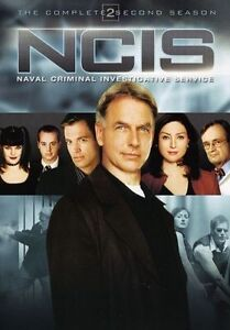 NCIS - The Complete Second Season (DVD, ...