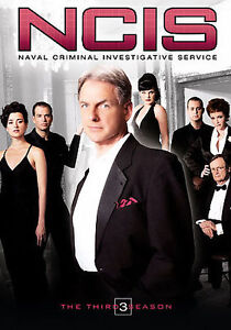 NCIS - The Complete Third Season (DVD, 2...
